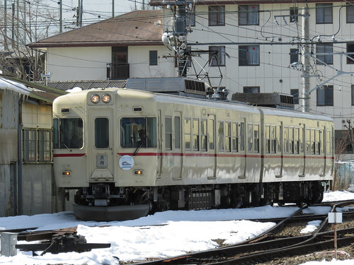 富士急 1000形京王色 さよならフジサン特急 富士山駅 (2)