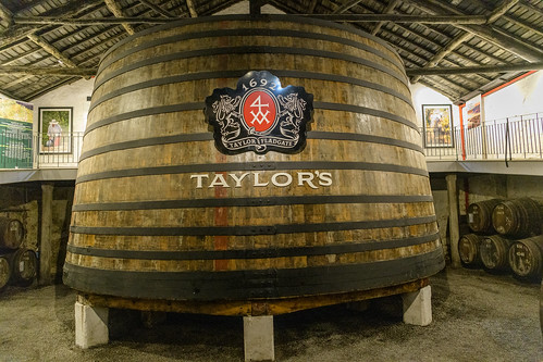 Porto Taylor's, Vila Nova de Gaia, Portugal
