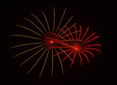 Minimalism in Fireworks
