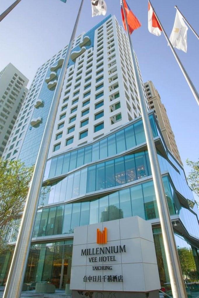 Millennium Hotel Taichung 1