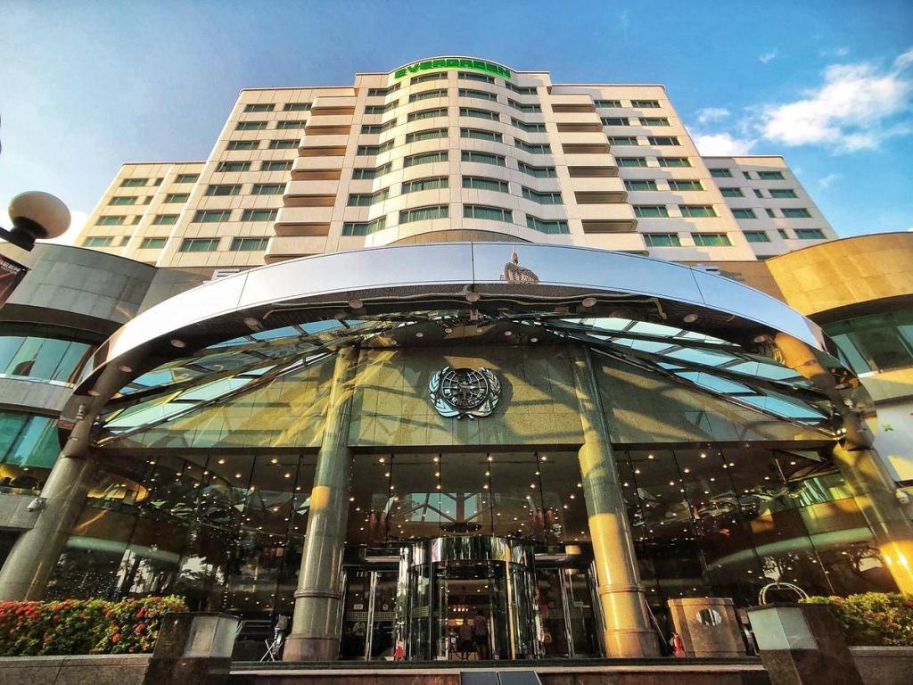 Evergreen Laurel Hotel Taichung 1