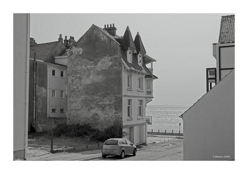 Côte d'Opale...Zimmer mit und ohne Meerblick...