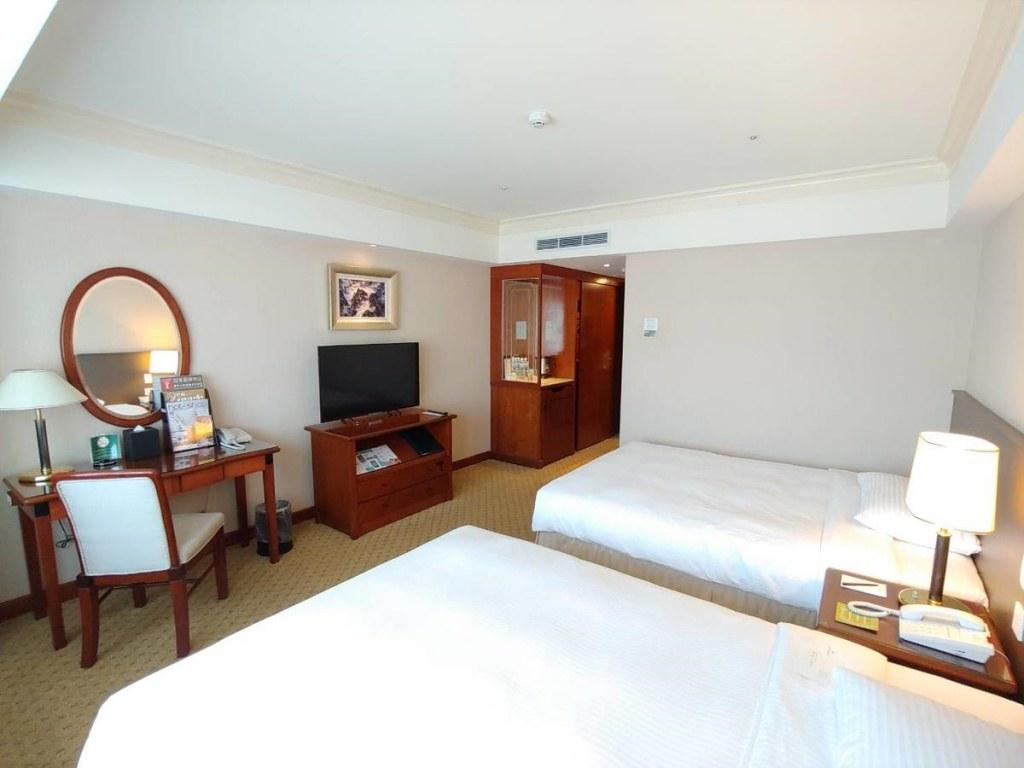 Evergreen Laurel Hotel Taichung 3