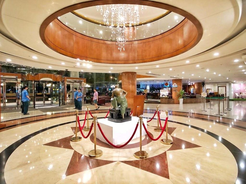 Evergreen Laurel Hotel Taichung 2