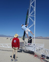 Arming Our Big Rocket for the Fourth of July