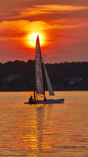 Sunset Sailing 2