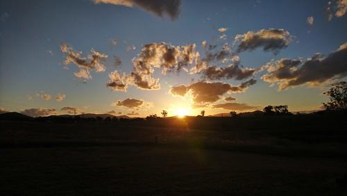 Thunderbolt Sunset
