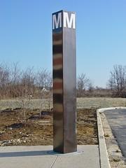 Largo Town Center station entrance pylon [02]