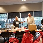 2019 Gift Wrapping Party