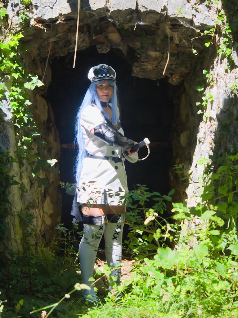 related image - Shooting Esdeath - Akame ga Kill - Tn - Sospel -2020-06-20- P2155500