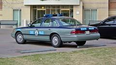 Virginia State Police cruiser