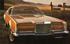 1974 Continental Mark IV by Lincoln