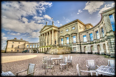 Kedleston  Hall ~ An English country house in Kedleston, Derbyshire