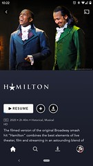 What's your name, man? Alexander Hamilton @HamiltonMusical @DisneyPlus