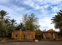 Ouarzazate, Morocco, 摩洛哥 - Eco farm stay