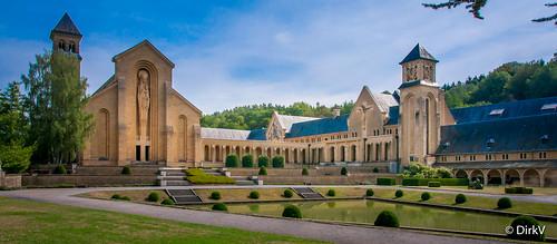 Orval Abbey, Florenville, Belgium