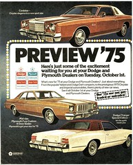 1975 Chrysler-Plymouth-Dodge Ad (Canada)