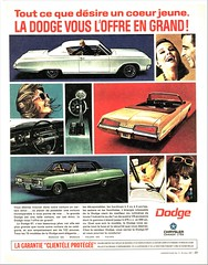 1967 Dodge Monaco and Polara