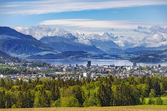 The city of Zug