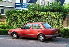 1987 Mazda 323 sedan 1.5 LX