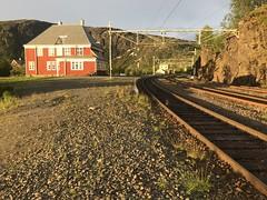 Katterat jernbanestasjon
