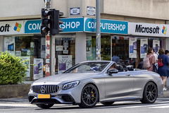 Mercedes-AMG S63 Cabriolet