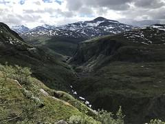 Utsikt fra Norddalen