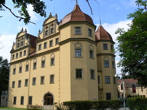 Schloß Althörnitz
