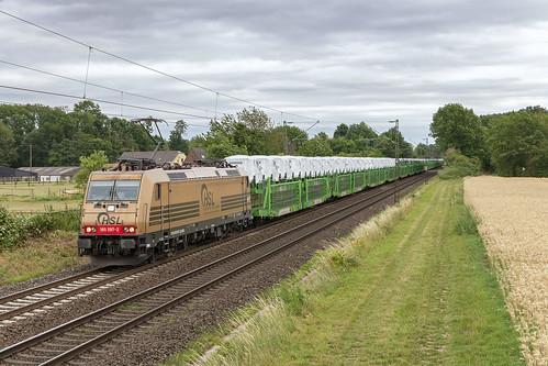 Kaarst-Tilmeshof, 4 juli 2020 | HSL 185 597