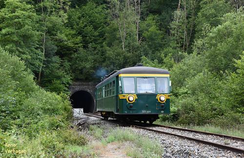 2020 | TSP 554.18 bij de Tunnel van Purnode