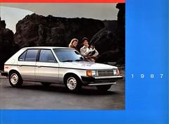 1987 Dodge Expo (Canada)