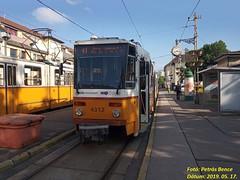 Tatra T5C5K2 4312 Budapest-Budafok, Városház tér, 2019. 05. 17.