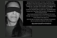 CALL FOR ARTISTS: DarkAngel0ne face & declaration #DarkAngelØne