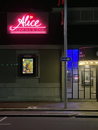 Alice cinema