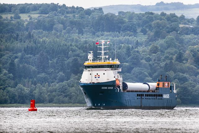 'Eems Dover', River Clyde, Dumbarton