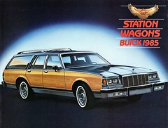 1985 Buick Electra Estate Wagon