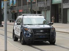 NFTA Transit Police (Buffalo, NY) Ford Police Interceptor Utility