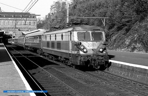 B 2381  |  Verviers Central