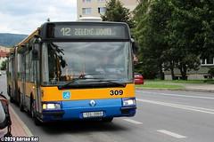 2002 Irisbus Citybus 18 M - DP Liberec #309