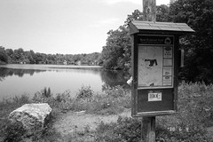 Mattabesset Trail Sign