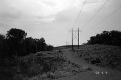 Power Lines Over Mattabesset