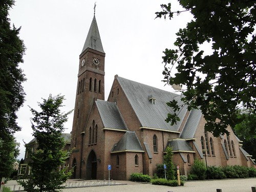Former catholic church of Klarenbeek