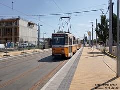 Tatra T5C5K2 4107 Budapest-Kelenföld, 2019. 07. 02.