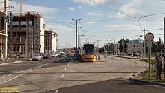 Combino Supra 2027 Budapest-Kelenföld, 2019. 07. 09. (1)
