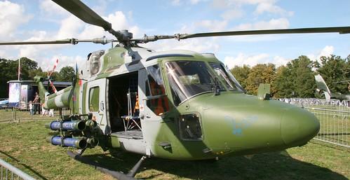 XZ647 Westland Lynx AH1 AAC Blue Eagles Legoland 250906