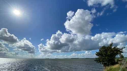 Clouds at Wolderwijd