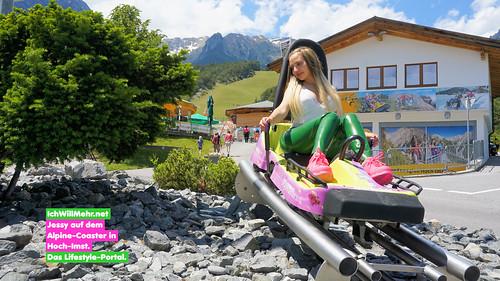 Sommerrodeln Imst, 06/2020.