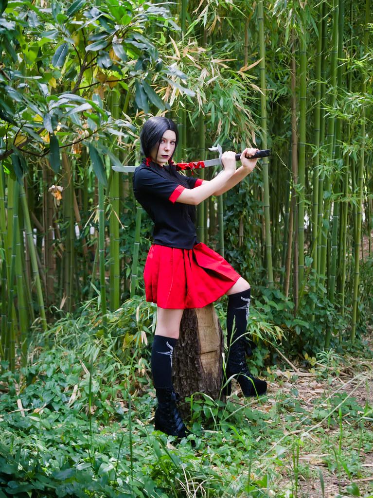related image - Shooting Saya - Blood C - Meiko - Parc Olbius Riquier - Hyères -2020-06-27- P2155919