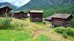 Wooden Houses of Lötschental 2