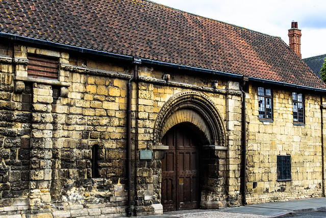 St. Mary's Guildhall, High Street, Lincoln, UK